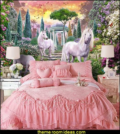 Night Sky Wall Mural decorating theme bedrooms maries manor unicorn bedding