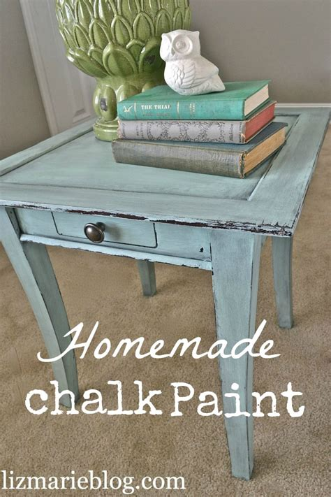 my diy chalk paint is gritty sassy