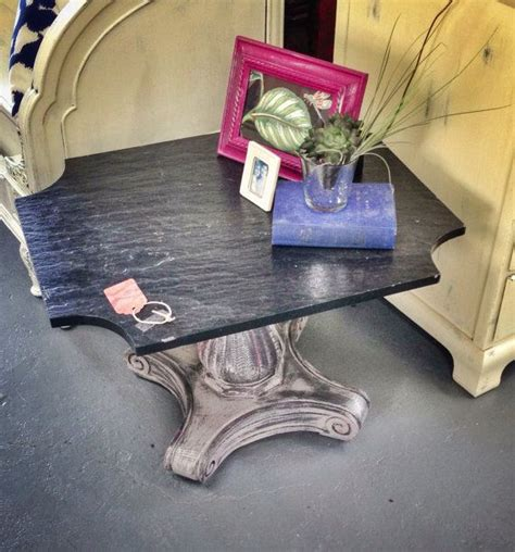 chalk paint on marble 79 best images about slate top tables on