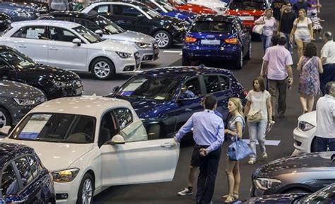 salon del vehiculo de ocasion el sal 243 n del veh 237 culo de ocasi 243 n de madrid 2018 abre sus