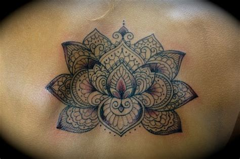 lotus tattoo best images collections hd for gadget