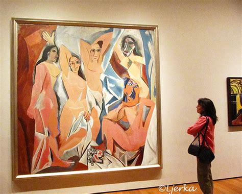 picasso paintings les demoiselles les demoiselles d avignon the of avignon