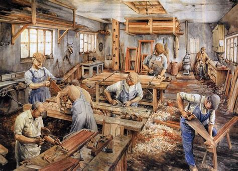 woodworker shoppe how carpenters used to work in the days vintage