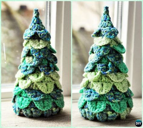 free crochet tree pattern crochet tree free patterns for decoration