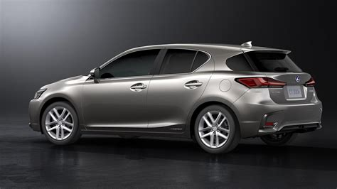 Lexus Ct 200 H by Lexus Updates Ct 200h One Last Time Autoevolution