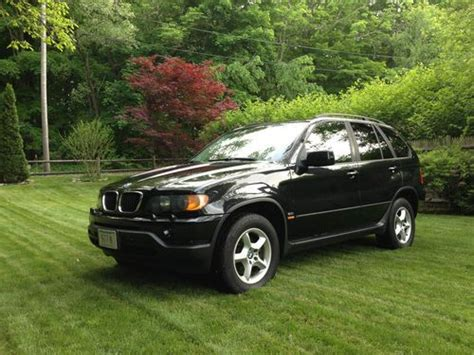 02 Bmw X5 by Buy Used 02 Bmw X5 In Norfolk Massachusetts United States