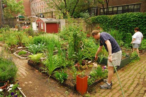 Garden Of Commune Tales Of Gardening Greatness Community Gardens Nyc Parks