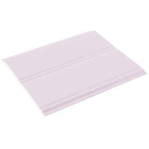 plastic bead board 30 quot pvc beadboard 8 kit white no painting