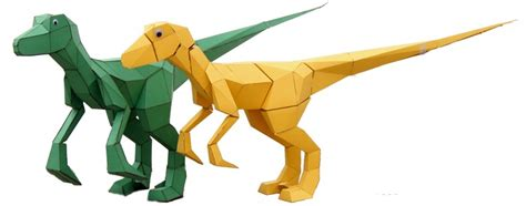 how to make an origami velociraptor the 15ft origami dinosaur with googly seeker of the