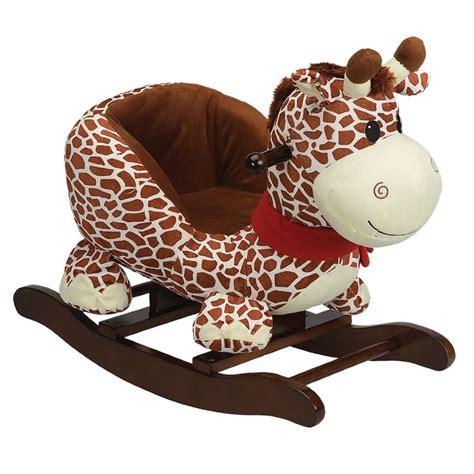 stuffed animal rocker 14 happy plush animal rockers for toddlers