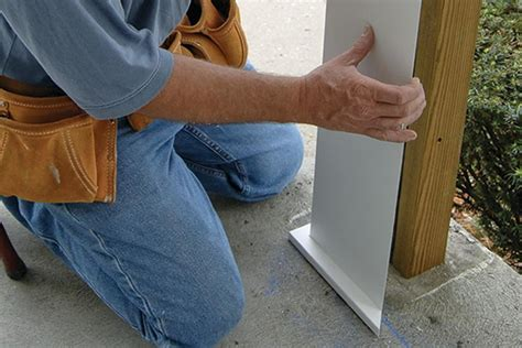 Online Home Exterior Design Tools pvc post covers jlc online molding millwork and trim