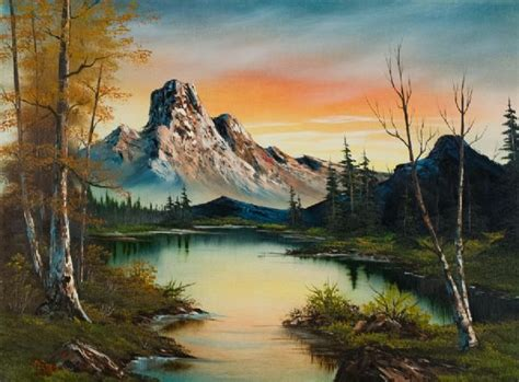 bob ross paintings for the 25 best bob ross paintings ideas on bob