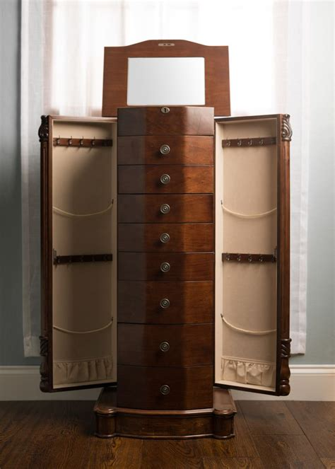how to make a jewelry armoire 13 best ideas about armoires on diy jewelry