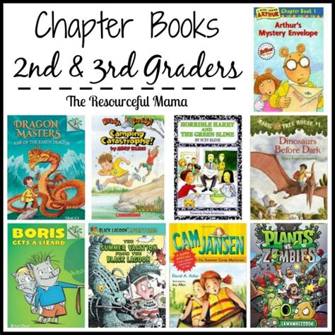 picture books for third graders chapter books for 2nd 3rd graders the resourceful