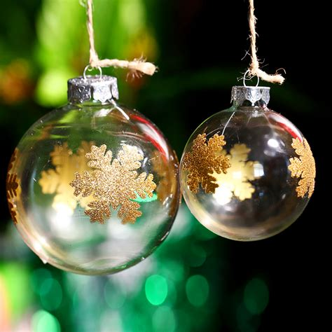 decorate glass ornaments decorating clear glass ornaments 28 images remarkably