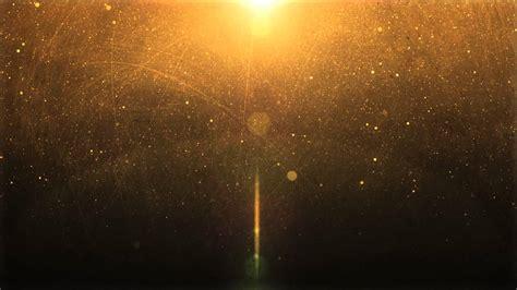 gold lights free motion background golden light