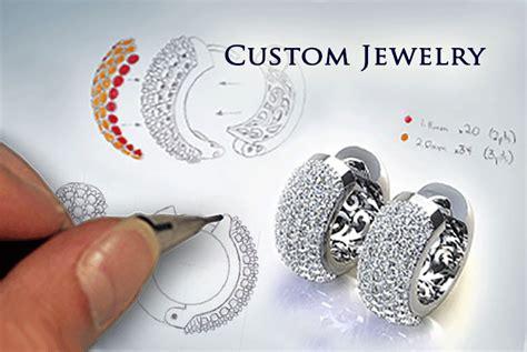 make custom jewelry custom jewelry how to design custom jewelry