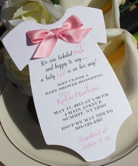 how to make baby shower invitation cards best 25 baby shower invitations ideas on diy