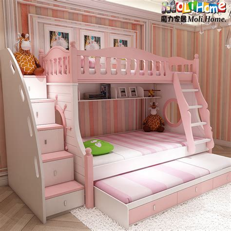 pictures of a bunk bed mediterranean bunk bed korean children bed picture bed