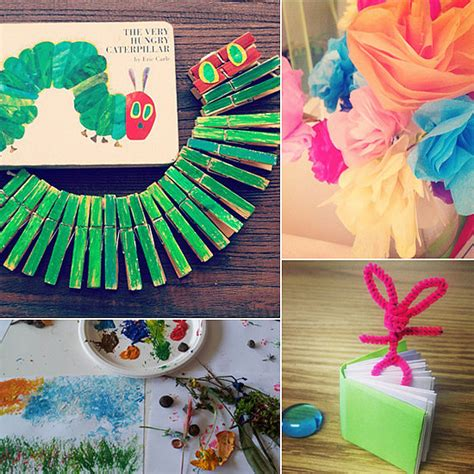 easy kid crafts easy crafts popsugar