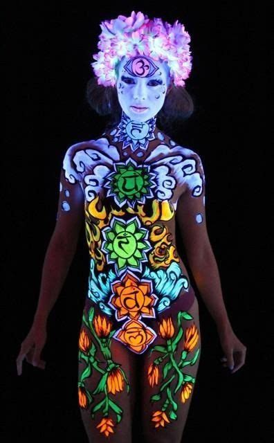 glow in the paint yahoo 17 best images about uv blacklight paint on