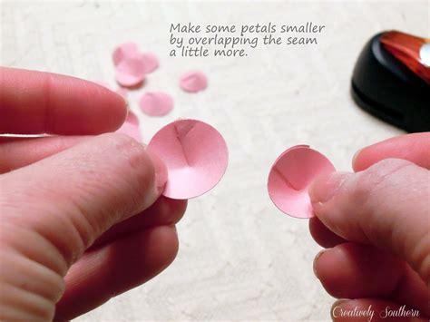 how to make from petals how to make paper flowers artgurukul