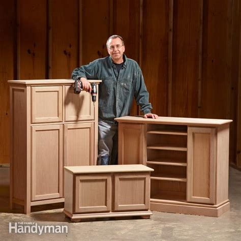 furniture projects diy furniture the family handyman