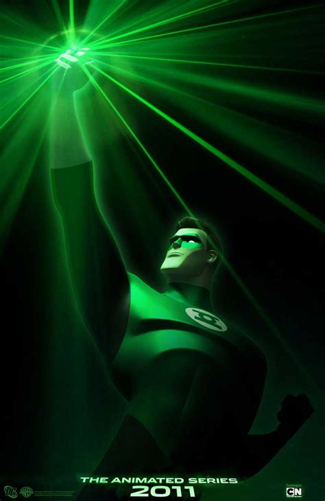 quot green lantern the animated series quot arrives on