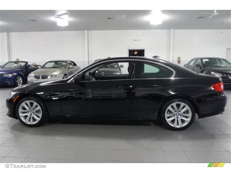 2011 Bmw 328i Coupe by Jet Black 2011 Bmw 3 Series 328i Coupe Exterior Photo