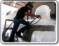 qualified spray painter cape aircraft interiors