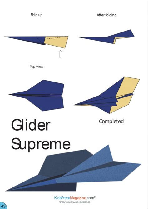 origami glider plane 34 best images about paper airplanes on jets