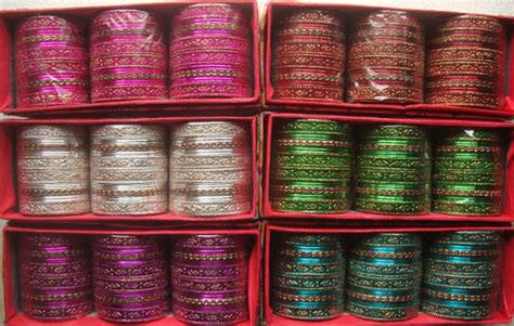 metal wholesale india indian fancy wedding metal bangle wholesale supply