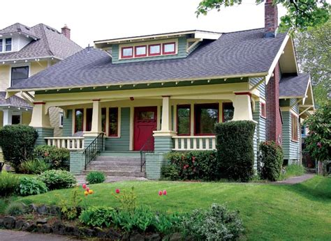 house plans green green bungalow contemporary prairie style house plans