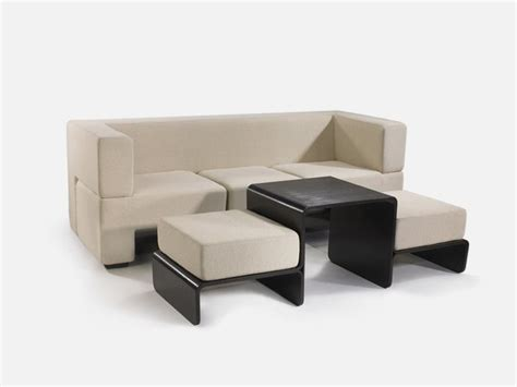 coffee table sofa modular sofa coffee table and footrest in one furniture
