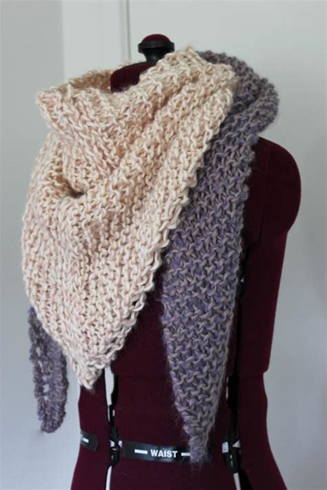 free triangle scarf knitting pattern triangle scarf knitting pattern a knitting