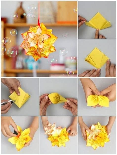 origami flowers for step by step diy origami flowers step by step tutorials k4 craft