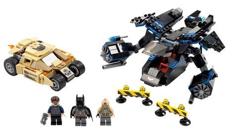 Lego 76001 Batman ? The Bat vs. Bane: Tumbler Chase   i