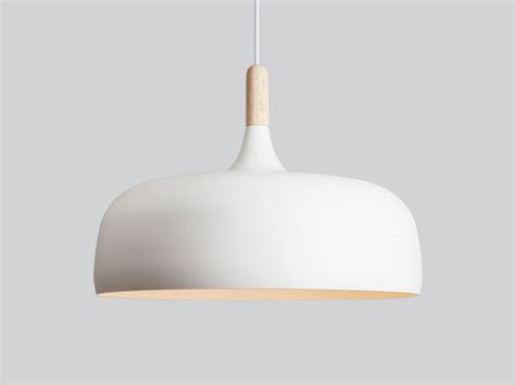 white hanging lights buy the northern lighting acorn pendant light white at