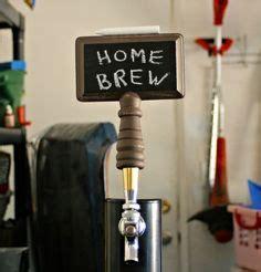 diy chalkboard tap handle wine labels on 69 pins