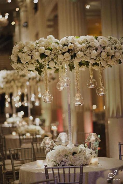 chandeliers centerpieces for weddings white floral chandelier centerpieces flower