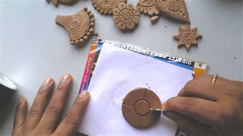 how to make jewelry out of clay terracotta clay jewellery tutorial how to make a