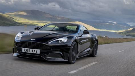 1600 X 900 Car Wallpapers by 2014 Aston Martin Vanquish Carbon Black Car Speed