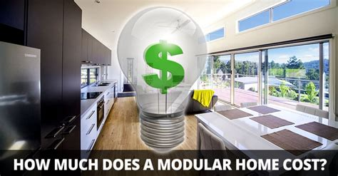 what does a modular home cost how much does a modular home cost
