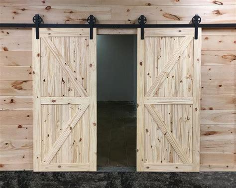 interior barn style doors interior barn doors builders surplus