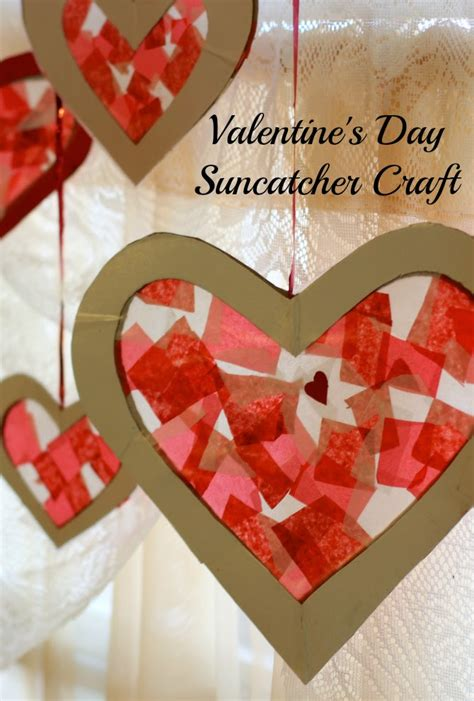 valentines day paper crafts 10 s day crafts for home things