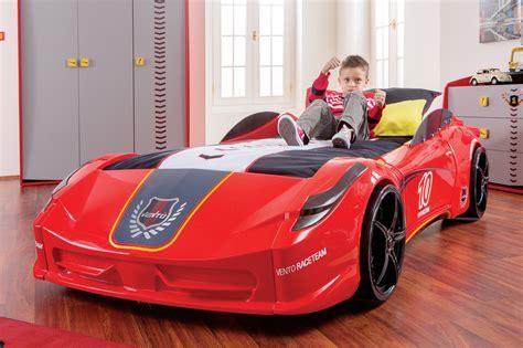 bed cars newjoy v8 vento race car bed