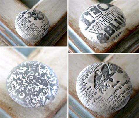how to decoupage door knobs 17 best ideas about drawer knobs on living
