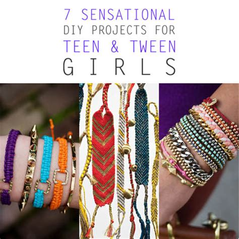 craft projects for tweens 7 sensational diy projects for and tween the