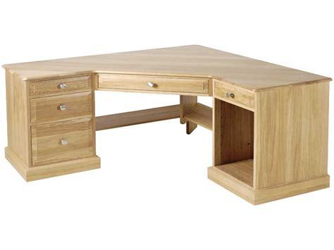 computer desks wood office drawer storage solid wood corner computer desk