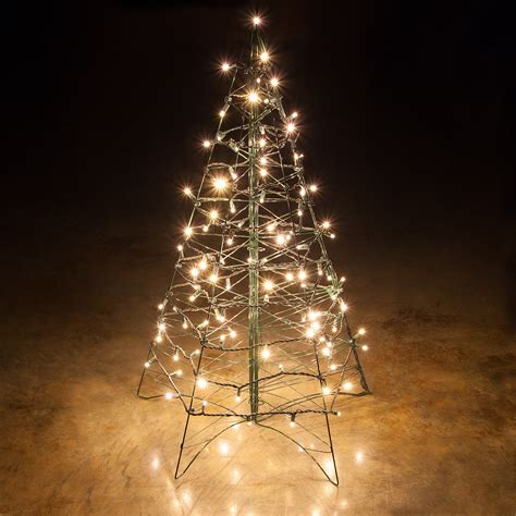 outdoor tree lights lighted warm white led outdoor tree